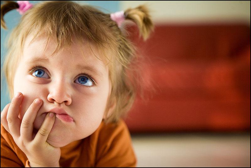 задумчивый-ребенок
