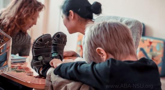 Как заниматься со своим ребенком?