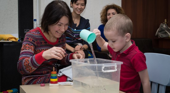 Курсы обучения родителей и специалистов