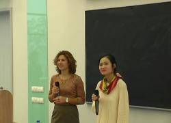 Видео лекции специалистов Autism Partnership в НГУ