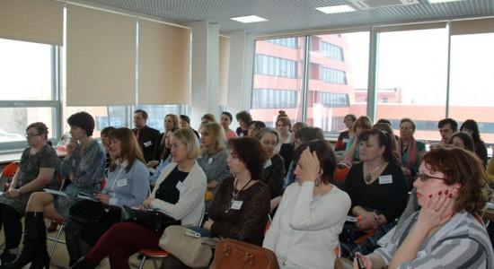 17 марта была прочитана проблемная лекция для педагогов-психологов