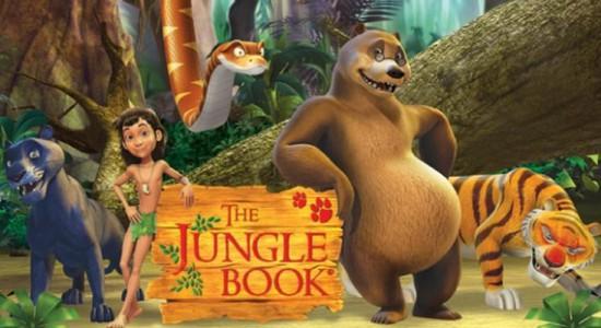 В кинотеатре «Победа» состоится сеанс фильма «Книга джунглей»