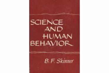 """Русскоязычное издание Б.Ф. Скиннера """"Наука и человеческое поведение"""""""